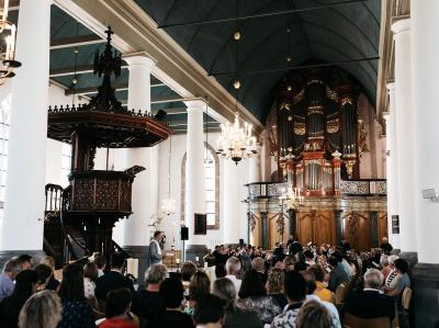 Trouwerij - Kerk