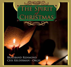 CD The Spirit of Christmas (2)